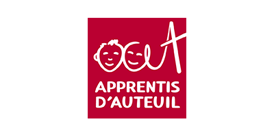 Client Apprentis d'Auteuil - ORIXA MEDIA